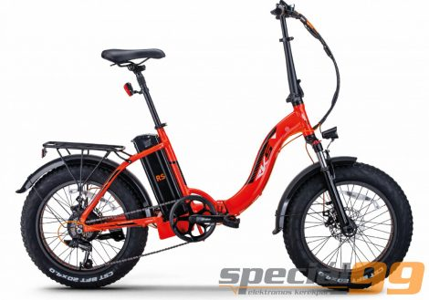 RKS RSI-X összecsukható FatBike elektromos kerékpár