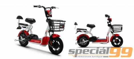 RKS Ecotec electric bike, scooter